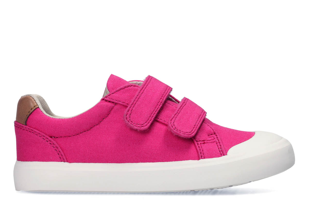 697d47372c Clarks Trainers - Pink - 3321/17G COMIC COOL