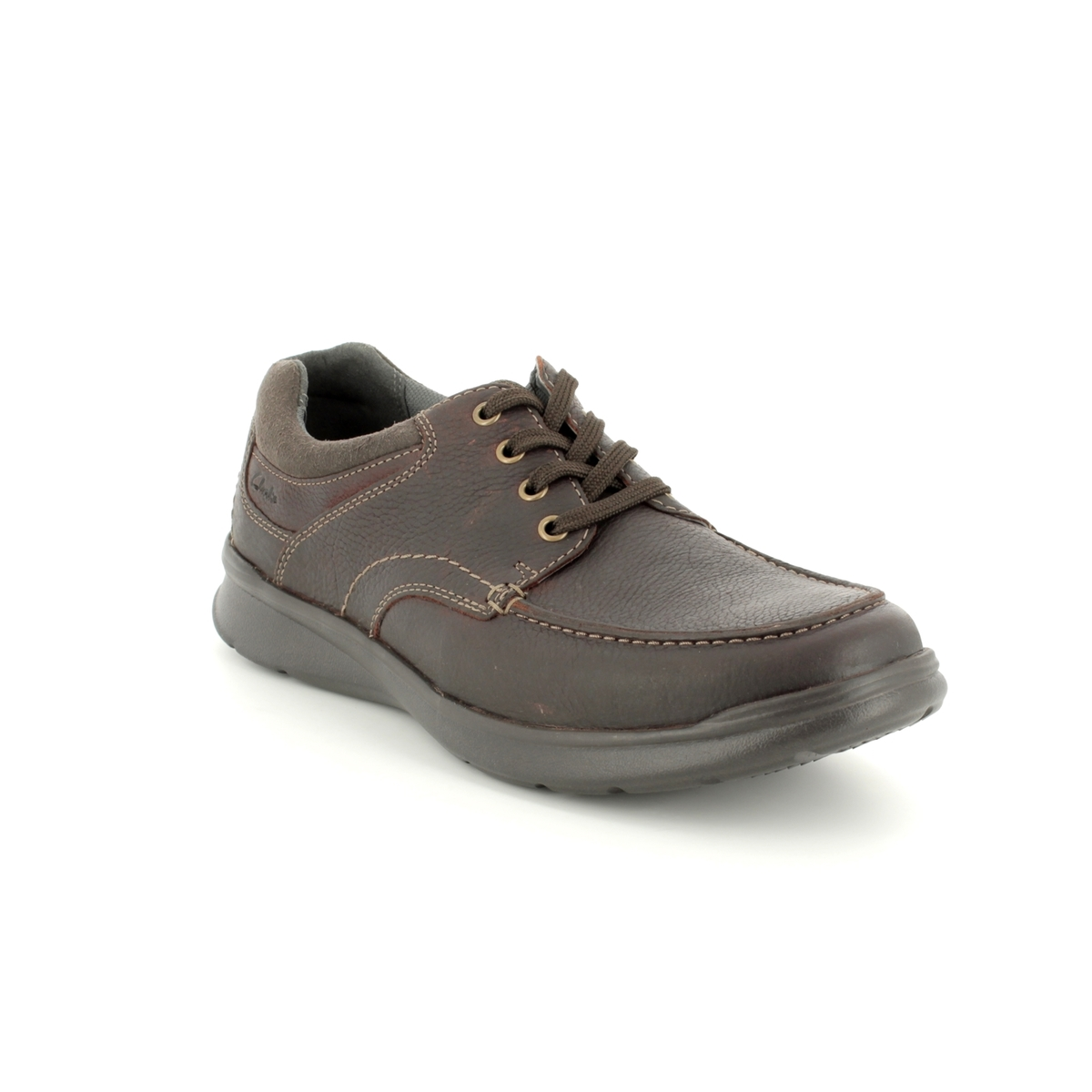 988107ded78 Clarks Casual Shoes - Brown - 1980 38H COTRELL EDGE