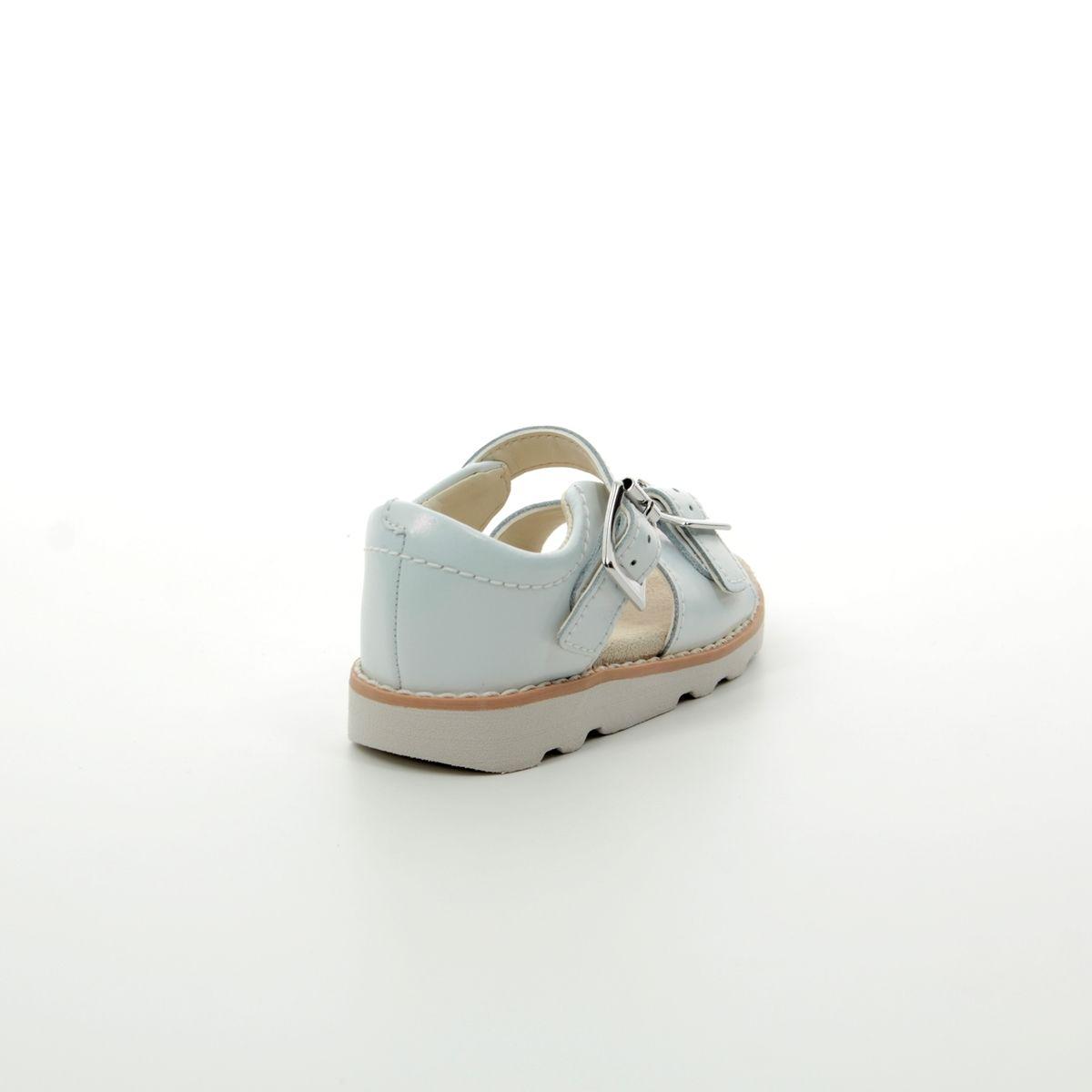 632b1928a Clarks Sandals - Silver - 411226F CROWN BLOOM T