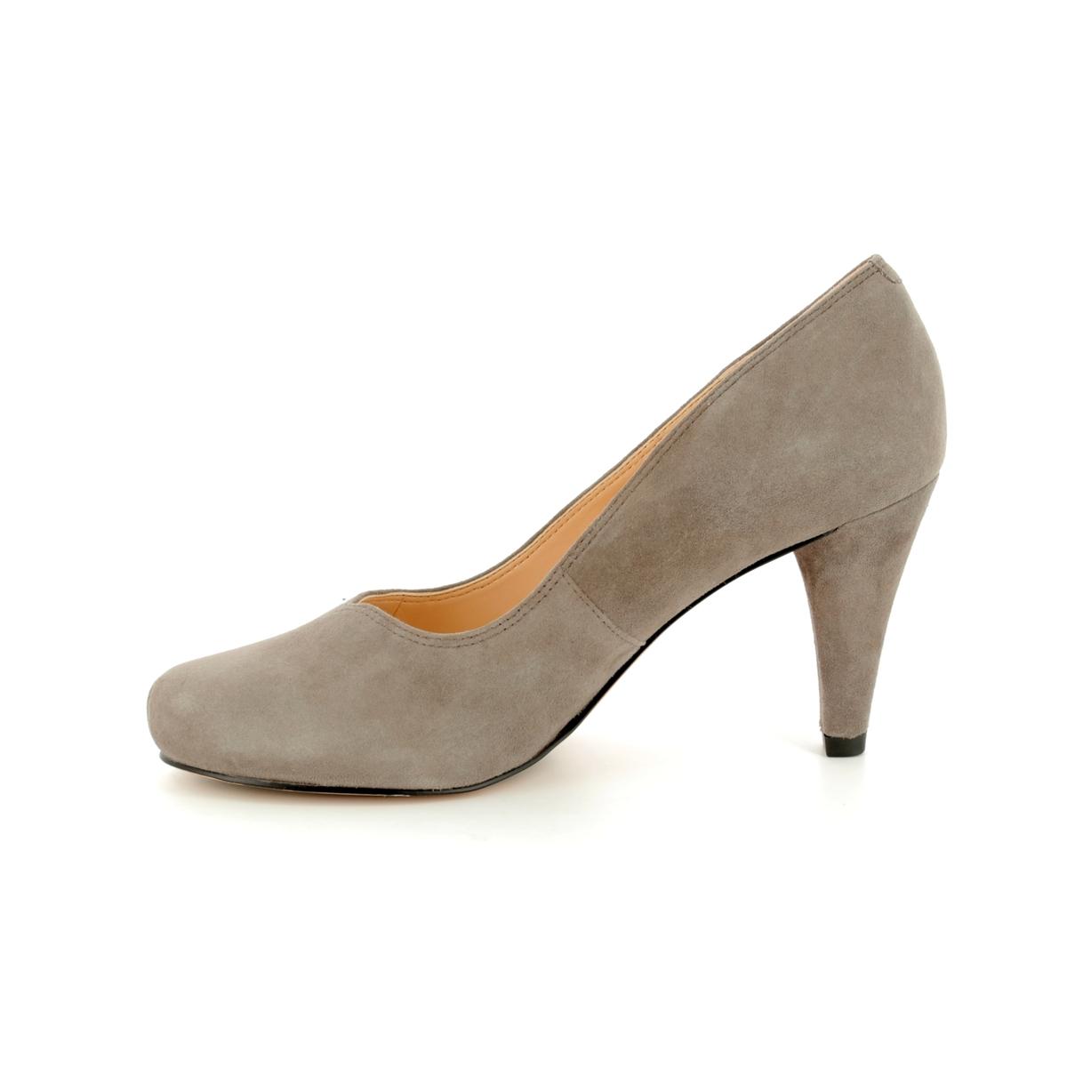 6e6792119d8b Clarks High-heeled Shoes - Taupe - 3226 94D DALIA ROSE