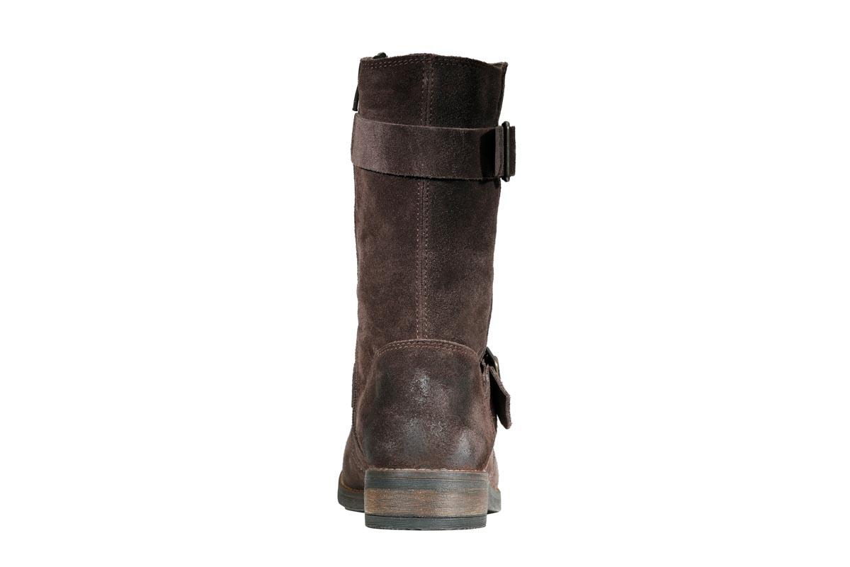 5c2a58079078e Clarks Ankle Boots - Brown Suede - 468024D DEMI FLOW