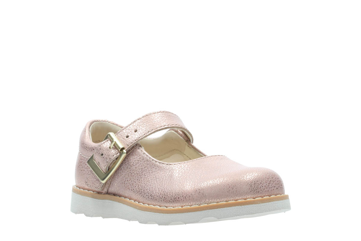 653d76ae8b74 Clarks First Shoes - Copper leather - 3590 26F CROWN HONOR