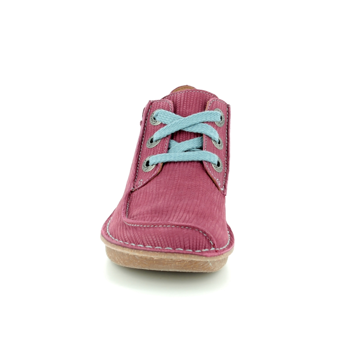 97380b38fa6a Clarks Lacing Shoes - Red - 3233 84D FUNNY DREAM