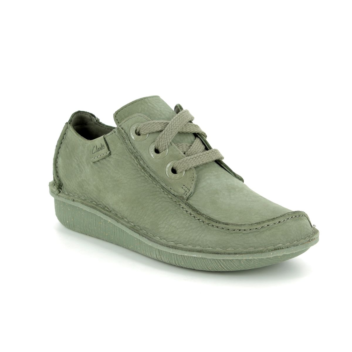 c3c1eba9706 Clarks Lacing Shoes - Sage green - 402324D FUNNY DREAM