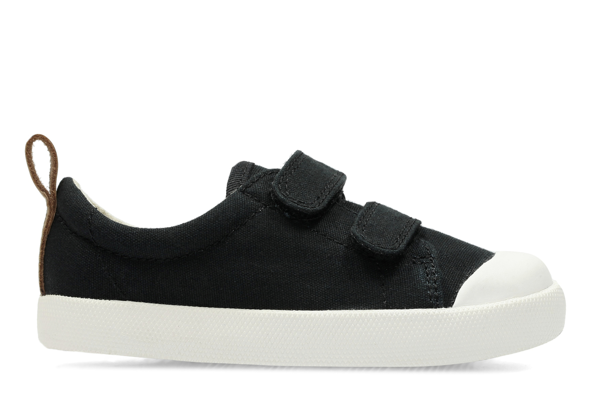 6b8aa9c8263d Clarks First Shoes - Black - 3310 86F HALCY HIGH