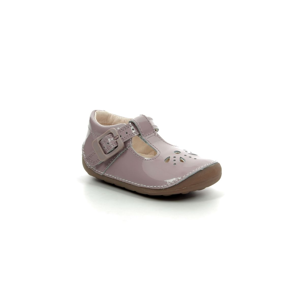 c006290b3db Clarks First Shoes - Pink - 3981 78H LITTLE WEAVE