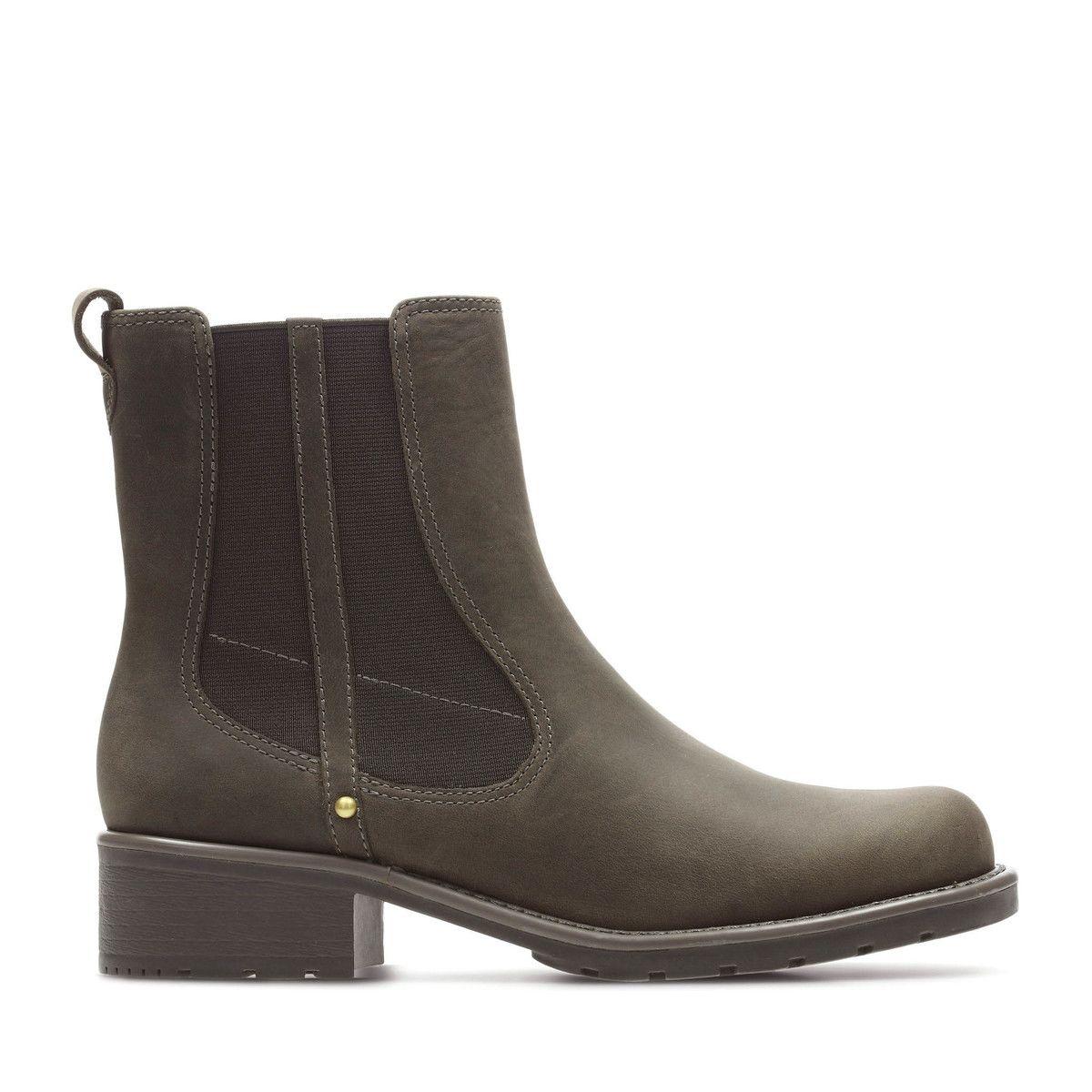 a008b772e29a Clarks Chelsea Boots - KHAK - 3875 54D ORINOCO CLUB