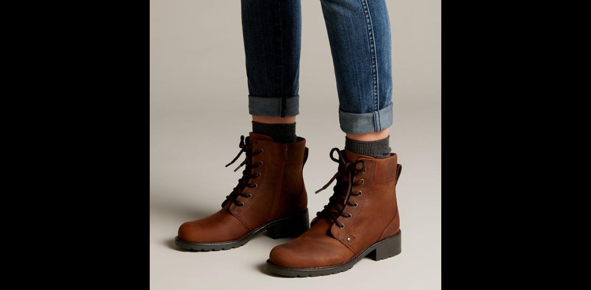 418f0dbb3bfa20 Clarks Ankle Boots - Brown - 1093 54D ORINOCO SPICE