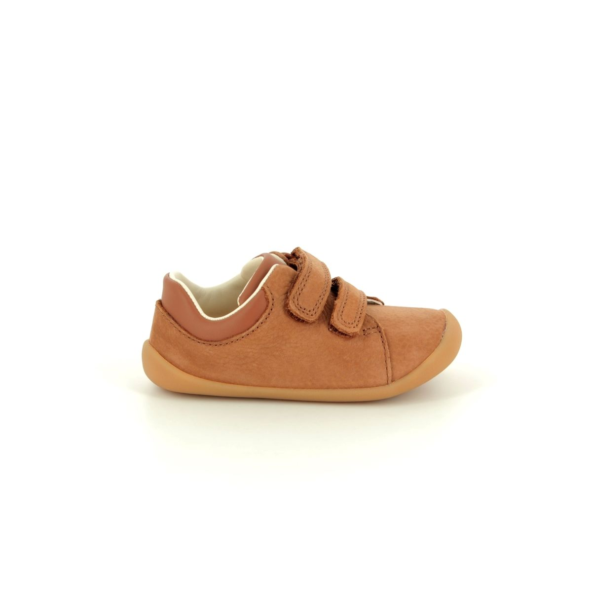bae242acdc8b0 Clarks First Shoes - Tan Leather - 422906F ROAMER CRAFT T