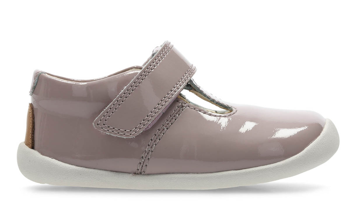 f95acec419ea92 Clarks First Shoes - Pink - 3583 46F ROAMER GO
