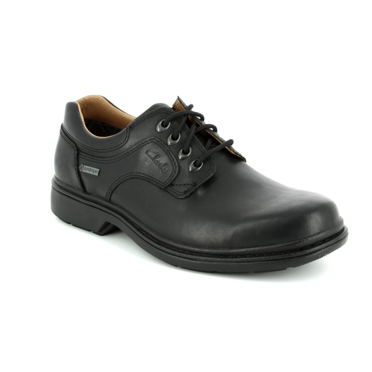 2d508e27f39b Clarks Casual Shoes - Black - 1860 77G ROCKIE LO GORE-TEX