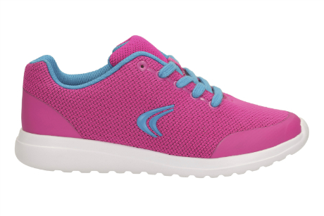 1500366a75815 Clarks Trainers - Pink - 1492/86F SPRINT ZONE JN