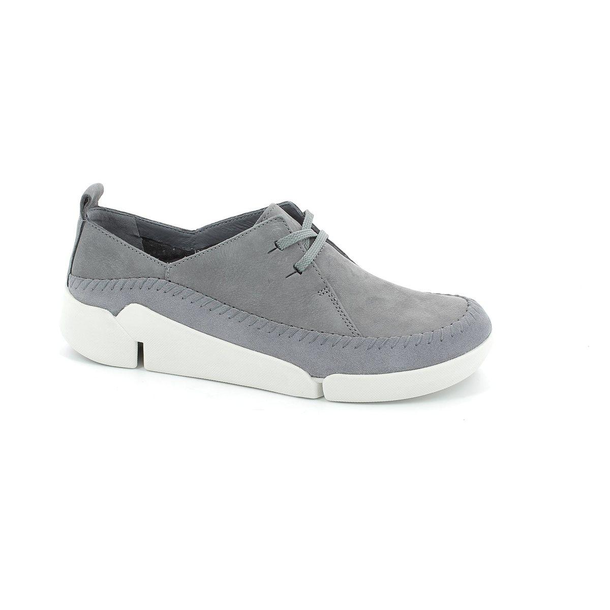 36ffd575f4e8 Clarks Lacing Shoes - Denim blue - 1564 04D TRI ANGEL
