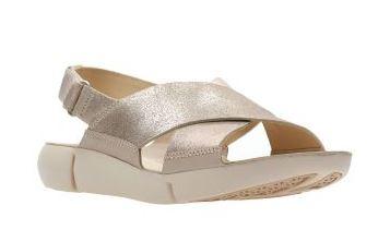 d9c2270a2c47 Clarks Sandals - Nude - 351174D TRI CHLOE
