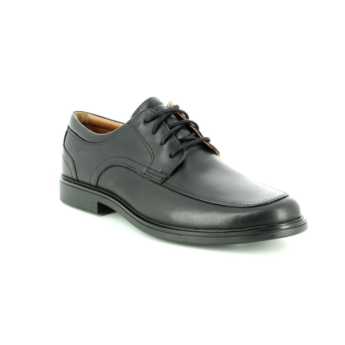 624830018e33f Clarks Formal Shoes - Black leather - 3257/67G UN ALDRIC PARK