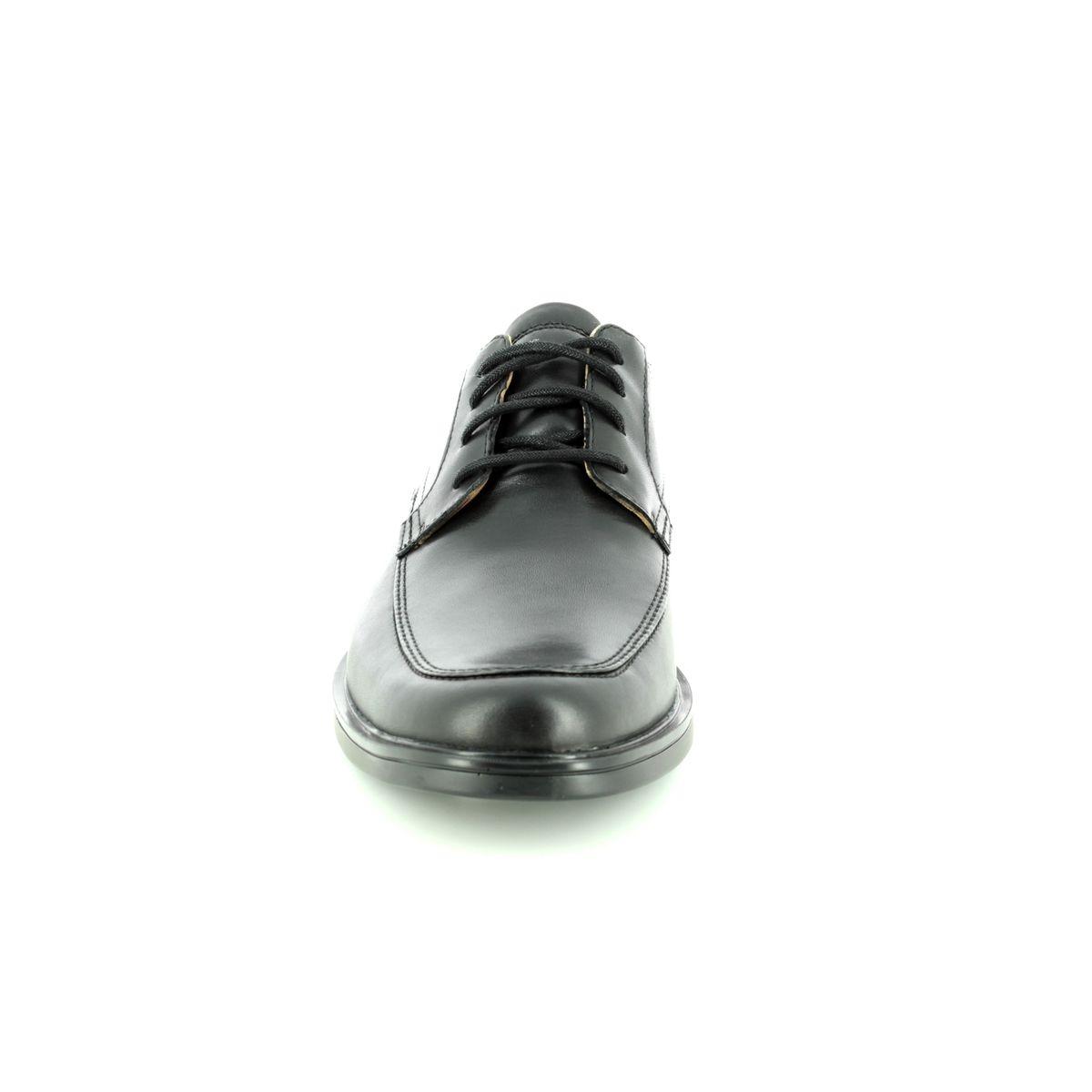 5b8b885195f Clarks Formal Shoes - Black leather - 3257 67G UN ALDRIC PARK