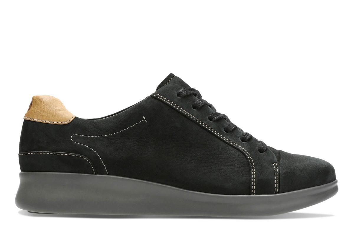 Kleidung & Accessoires Ladies Padders Casual Flat Shoes Flare Halbschuhe & Ballerinas