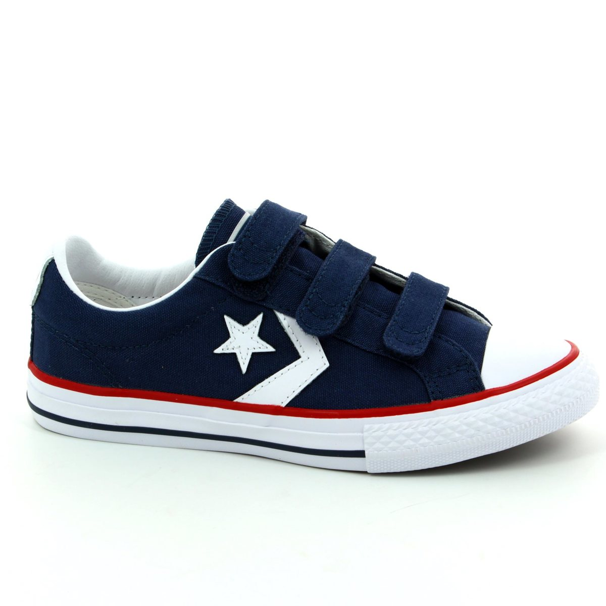 315467412 Star Player 3v Ox Velcro at Begg Shoes & Bags