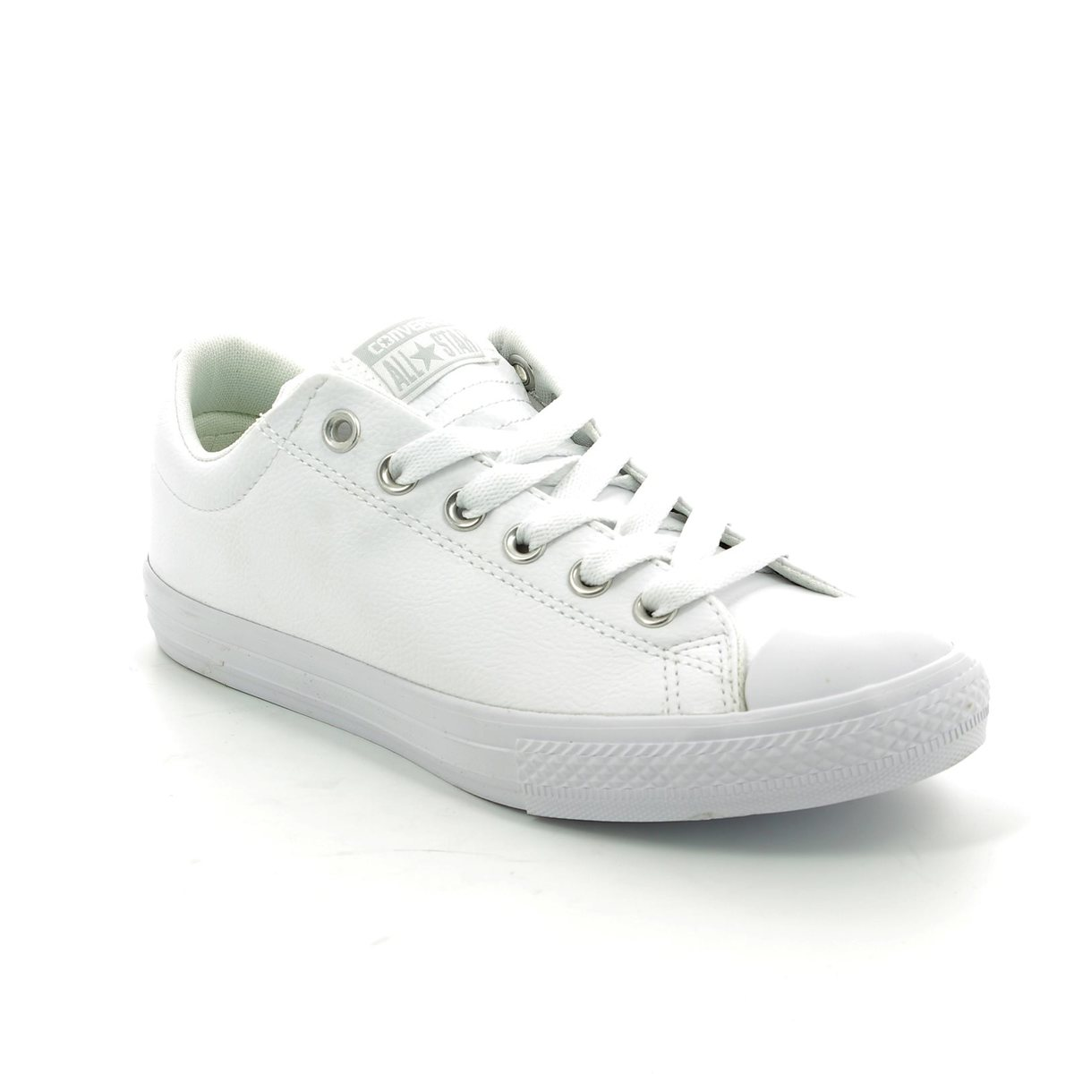 bad65c00977d Converse Trainers - White - 651782C Chuck Taylor All Star Street Slip