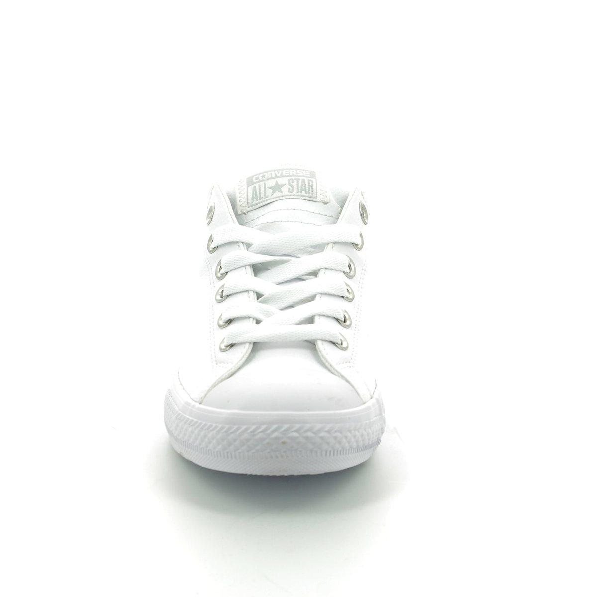 e112bb3bea57 Converse Trainers - White - 651782C Chuck Taylor All Star Street Slip