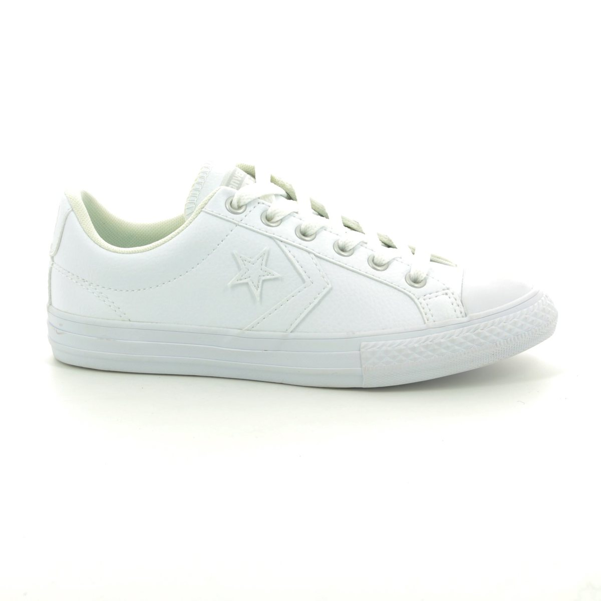 3620be347d51f0 Converse Trainers - White - 651827C 100 Star Player EV OX White
