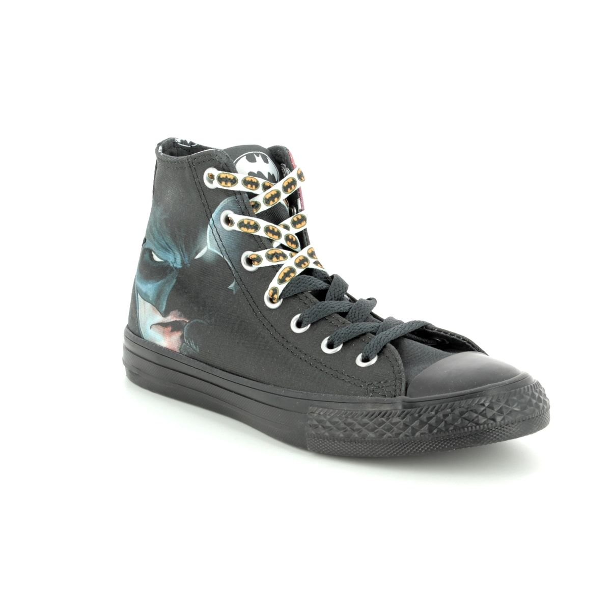 42d9a4c14cb29d Converse Trainers - Black - 361305F All Star Batman Hi Top