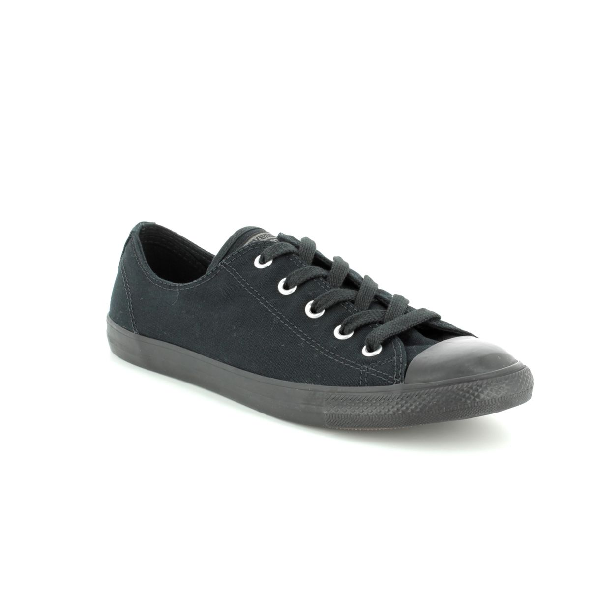 Converse Trainers - Black - 532354C ALL STAR DAINTY OX MONO ab9028215