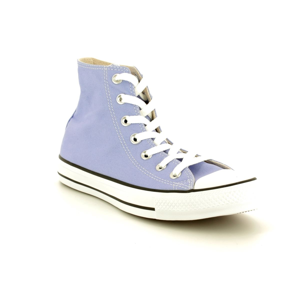 929340ca9557f0 Converse All Star Ox Hi Top Lilac Twilight Pulse 160455C unisex trainers