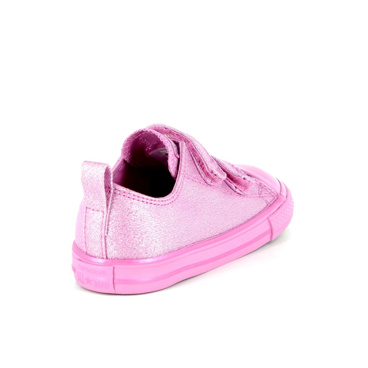 4f32d41c65d3 Converse Trainers - Pink multi - 760061C ALL STAR OX VELCRO 2V