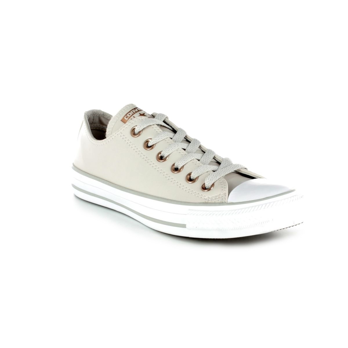 5ae699b1836a3a Converse Allstar Ox 559944C Pale Putty Nude trainers