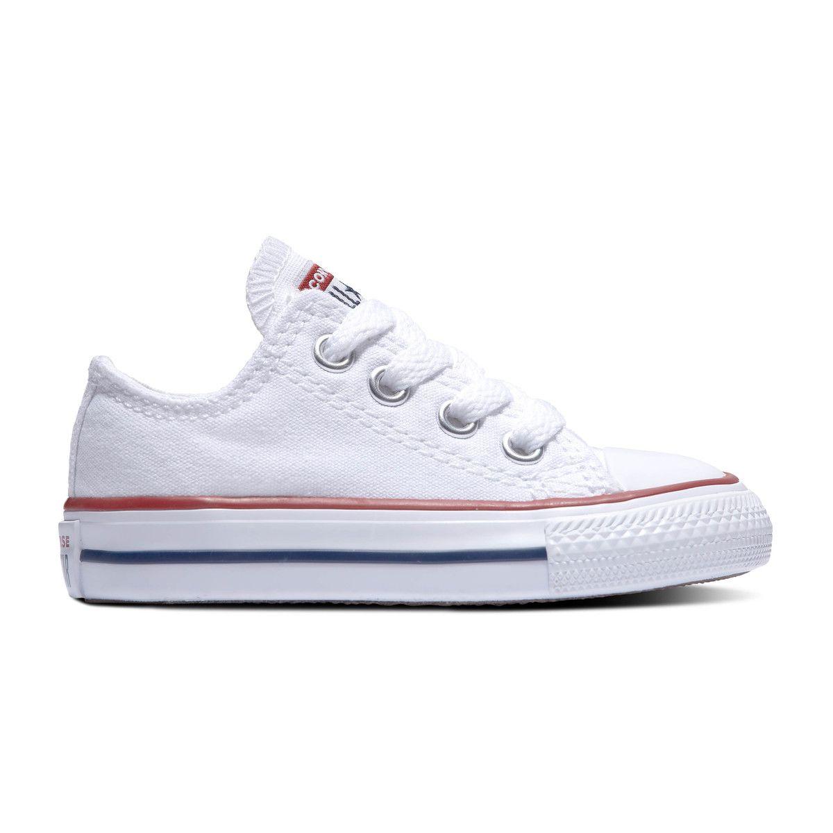 Converse Trainers - White - 7J256C ALLSTAR OX JNR 8151a0475ea