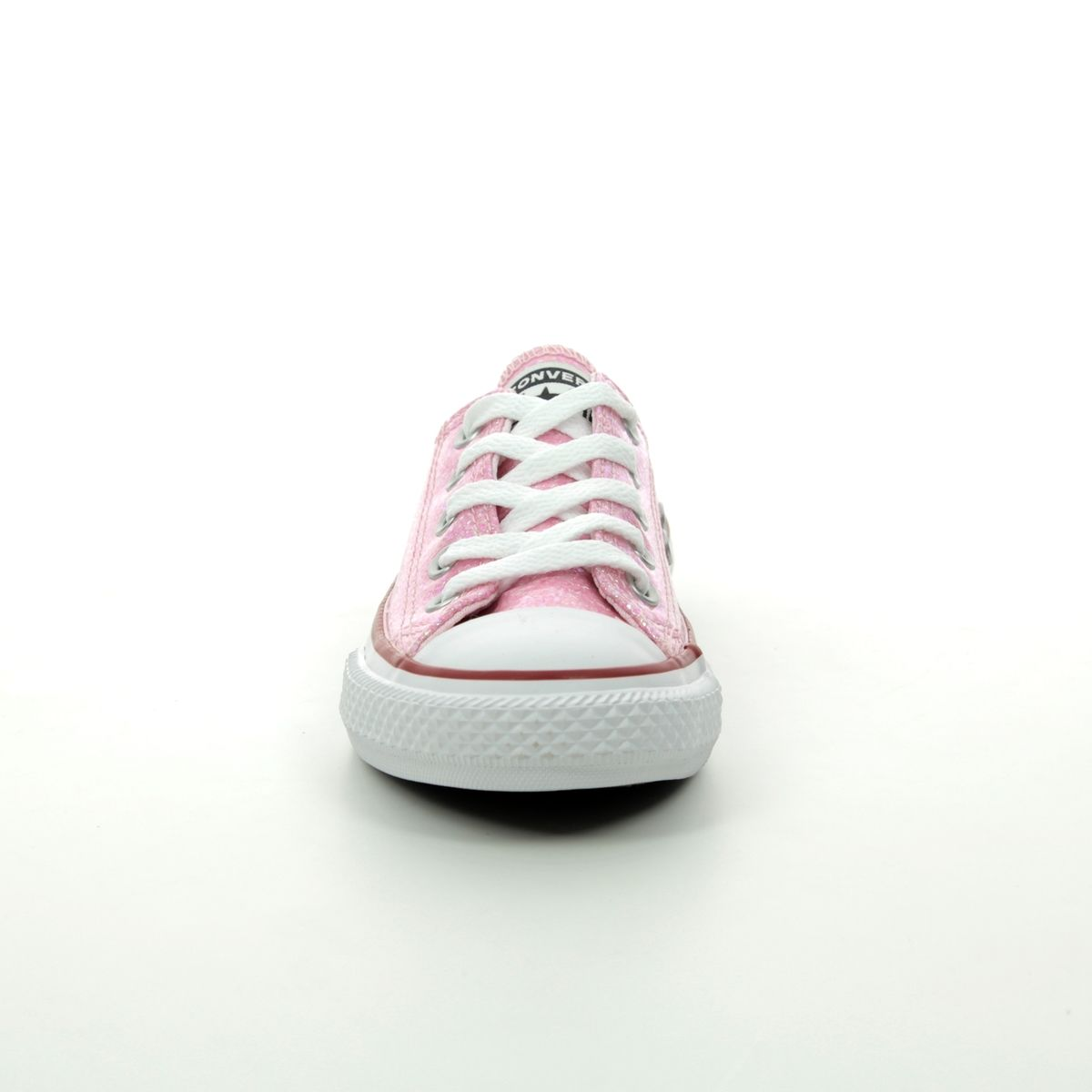 e7af0e749e9 Converse Trainers - Pink - 663628C ALLSTAR OX JUNIOR