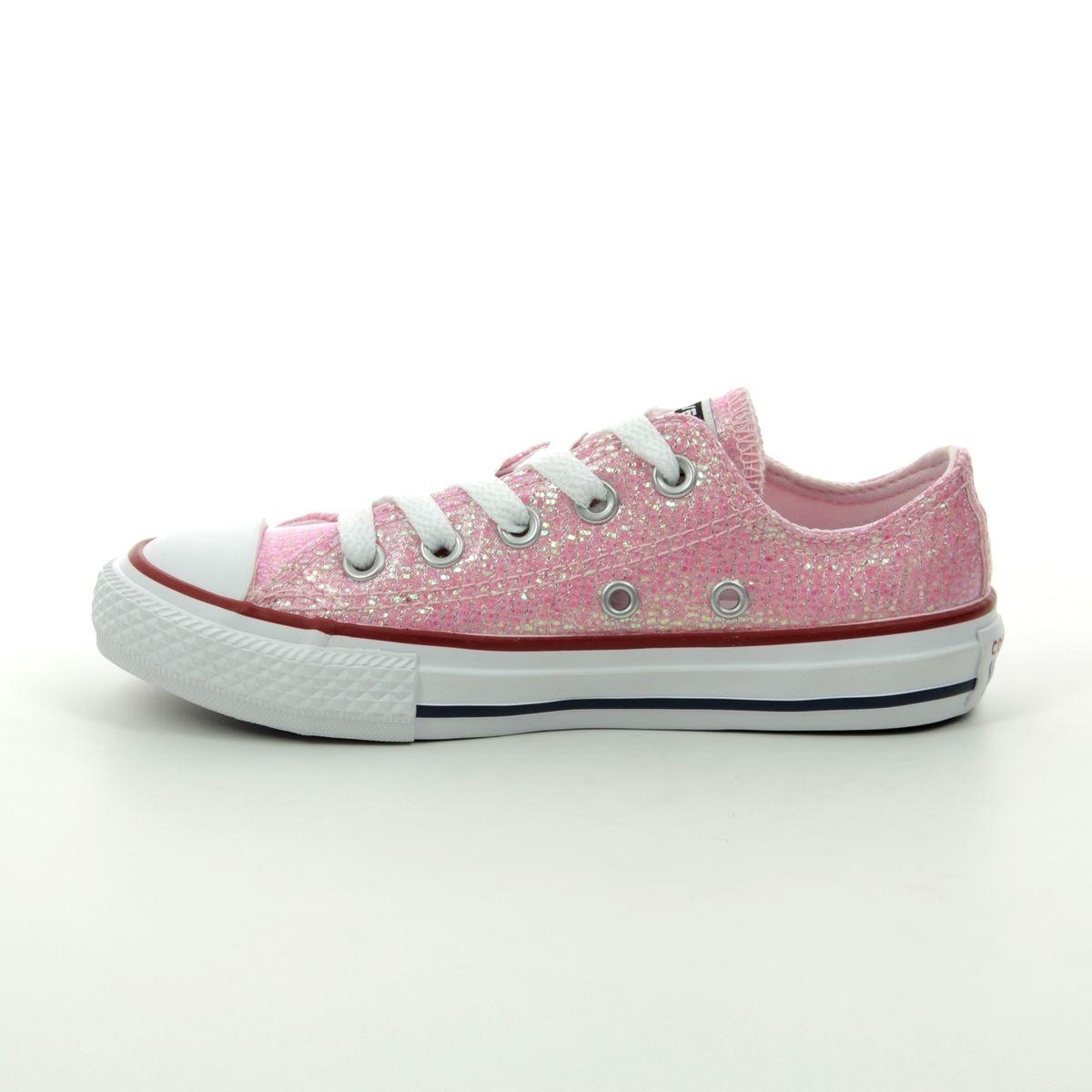 Converse Allstar Ox Junior 663628C Pink
