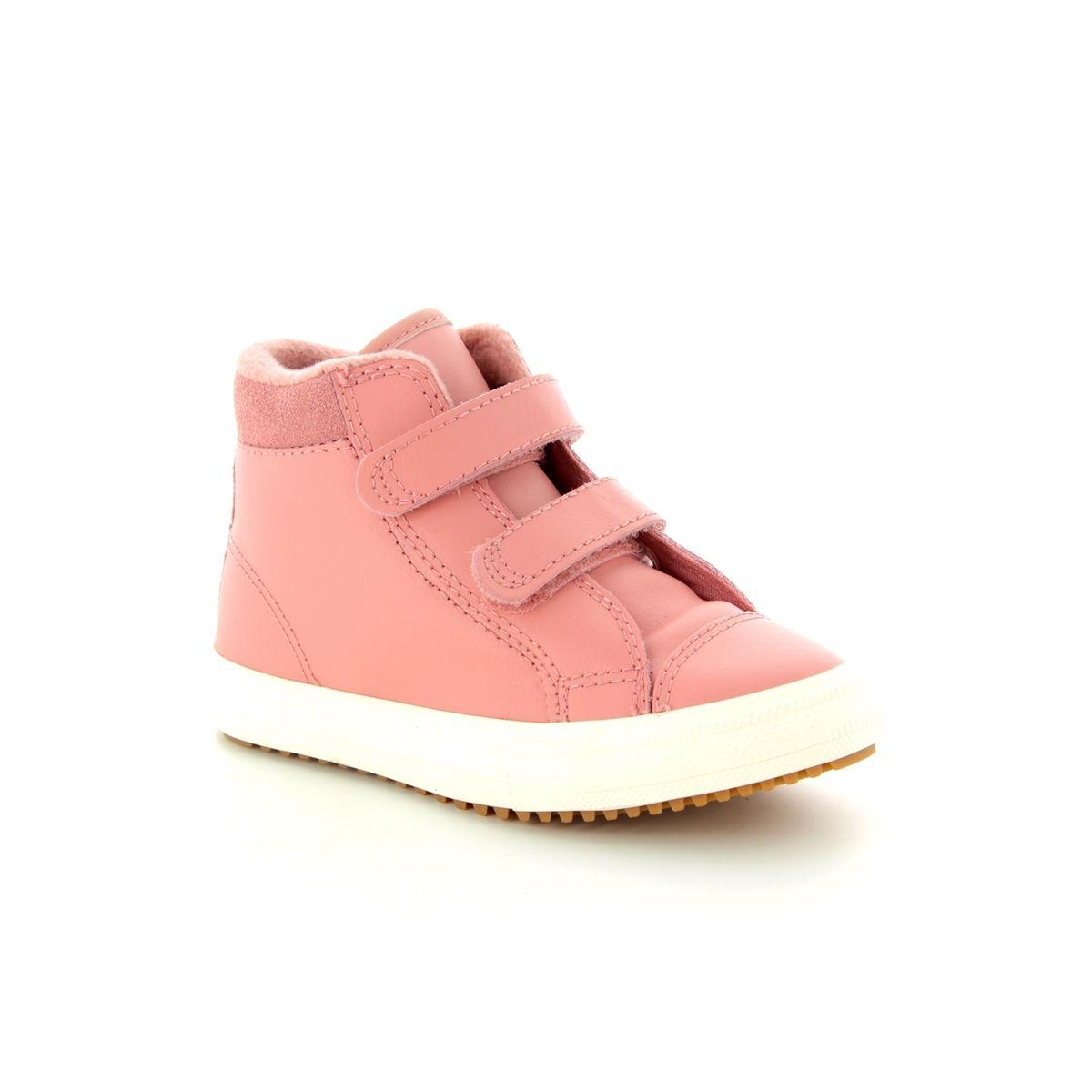 09a848fb65fd Converse Boots - Pink - 761980C ALLSTAR PC INF