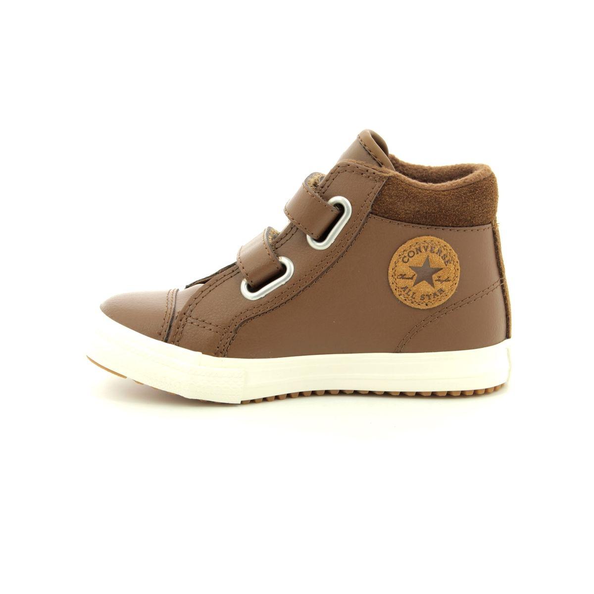 e518f1fa5e35 Converse Boots - Tan Leather - 761982C ALLSTAR PC INF