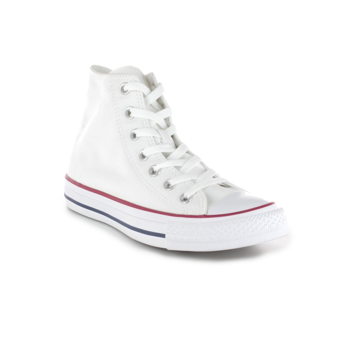 fbe286e67438 Converse Trainers - White - M7650C All Star HI Top Optical White