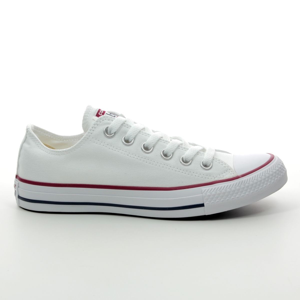 cde1fa901408 Converse Trainers - White - M7652C All Star Ox Classic