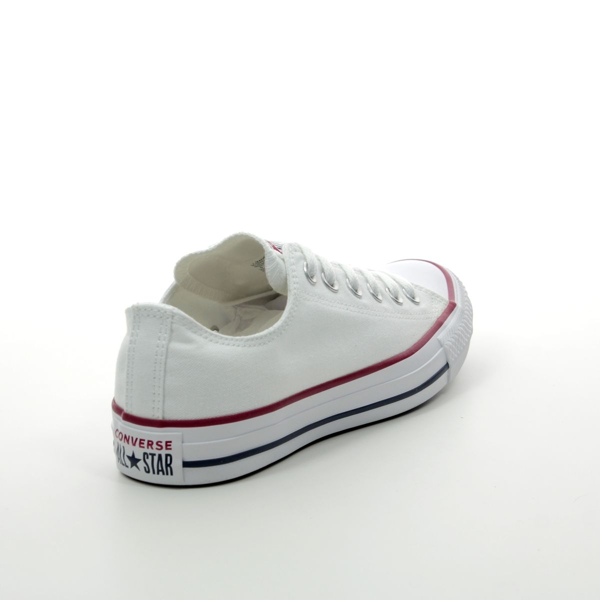 1c7edb787cc2 Converse Trainers - White - M7652C All Star Ox Classic
