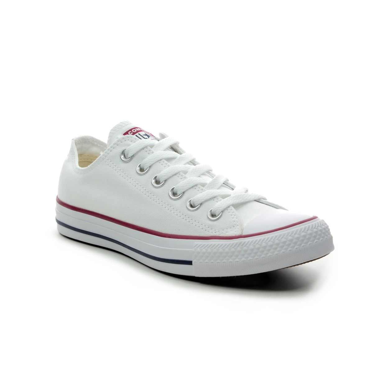 4a3cb353c5a5 Converse Trainers - White - M7652C All Star Ox Classic