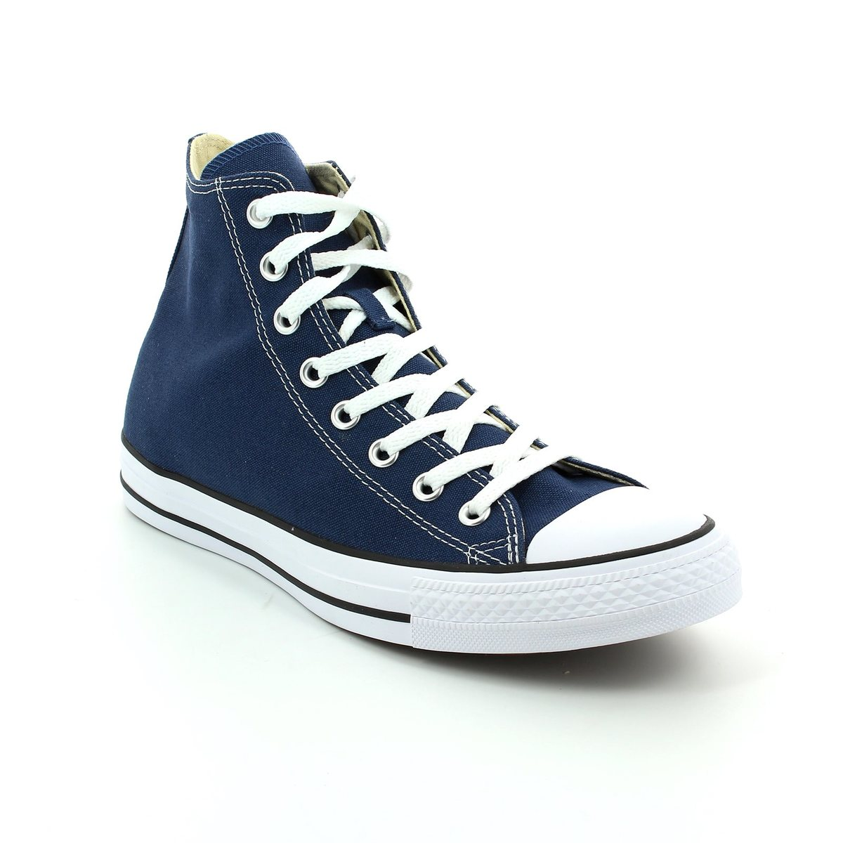 5fd69c098c13 Converse M9622C All Star HI tops Navy canvas trainers