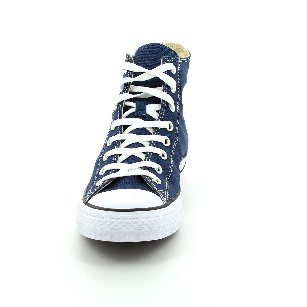 cce4459c6625 Converse M9622C All Star HI tops Navy canvas trainers