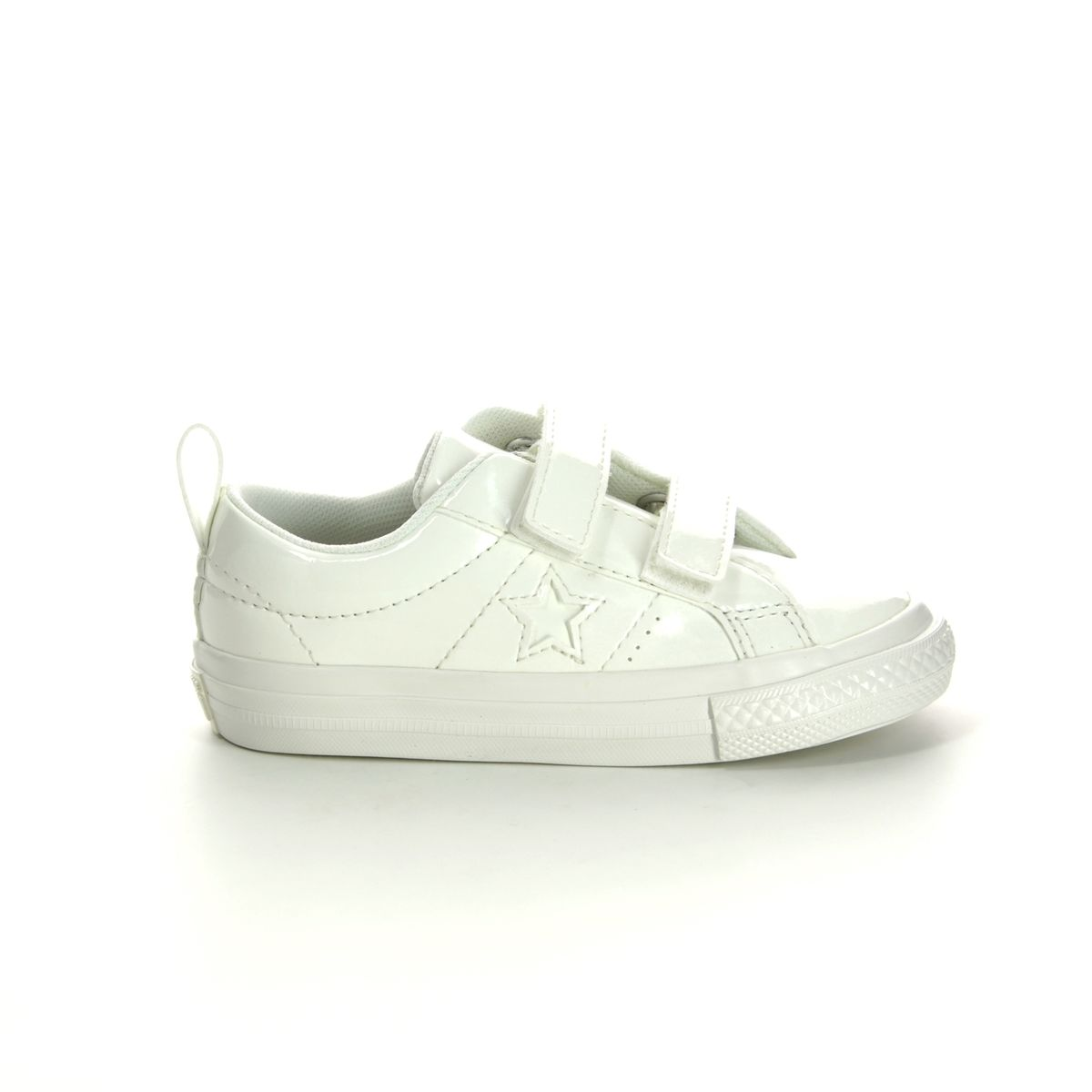 c2d04c50a9dd Converse Trainers - White - 762521C ONESTAR VEL IN