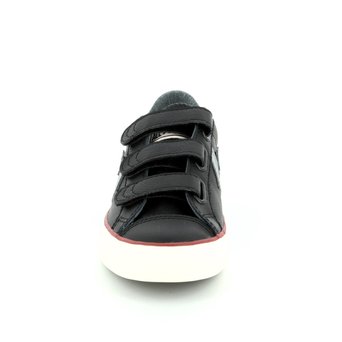 1daef21dd3d0 Converse Trainers - Black - 658155C 001 STAR PLAYER EV 3V OX Velcro