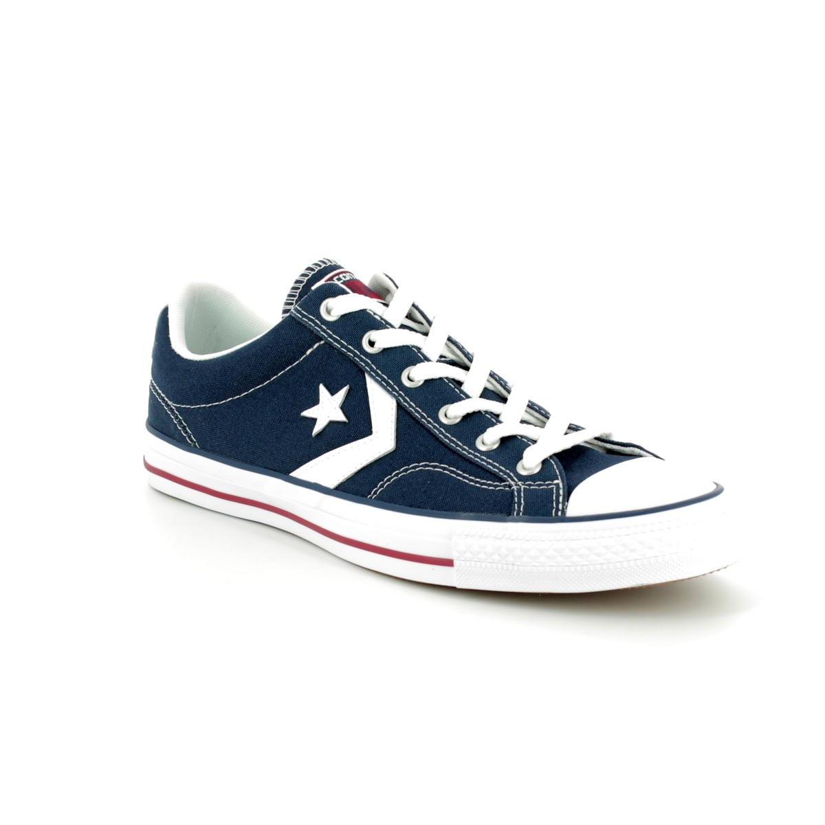 32d5baa2bbeaa6 Converse Trainers - Navy - 144150C STAR PLAYER OX