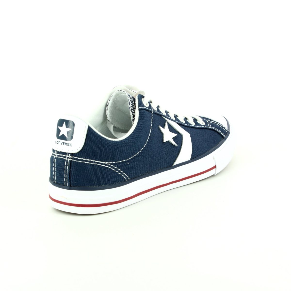 830575db09cab3 Converse Trainers - Navy - 636930C Star Player EV OX Youth