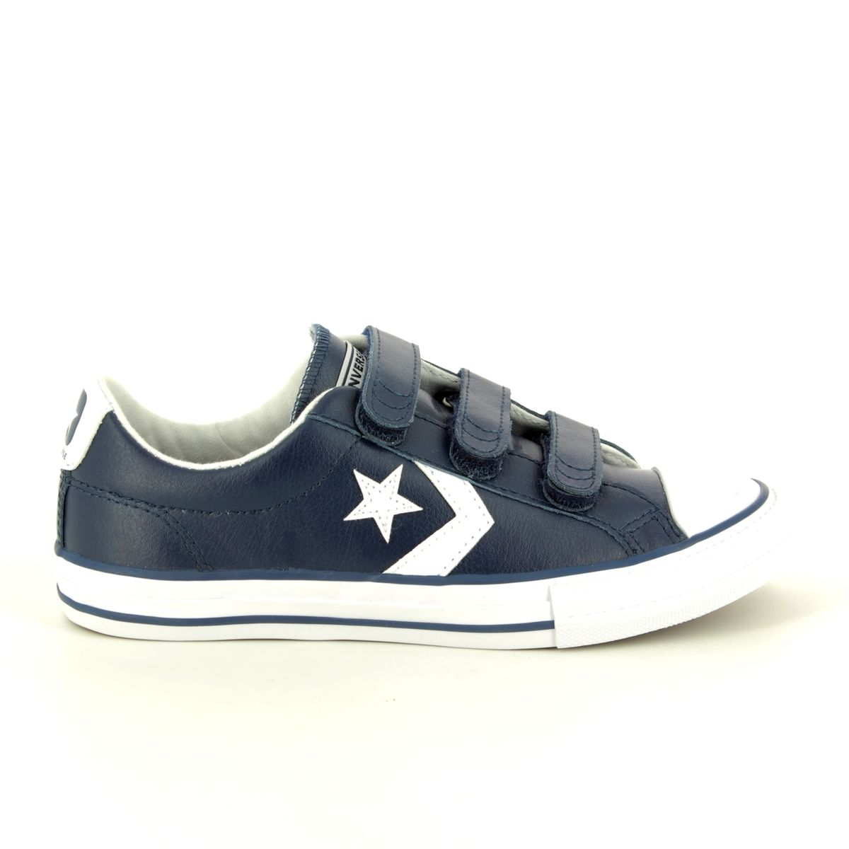 a87c647261f Converse Trainers - Navy - 646139C STAR PLAYER VELCRO