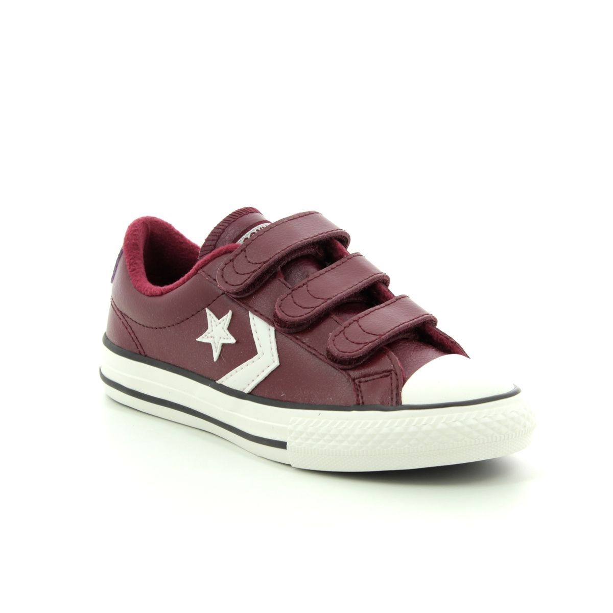 converse leather, Converse toddlers star player ev 3 velcro
