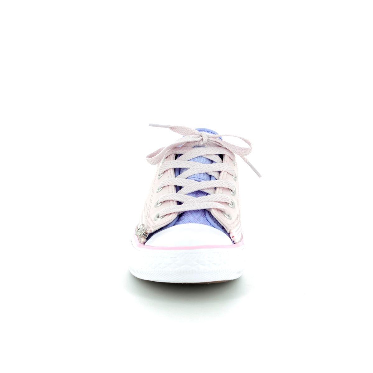 Converse Trainers - Pink - 660708C 653 ZIP STAR JNR 089bd634dc5d8