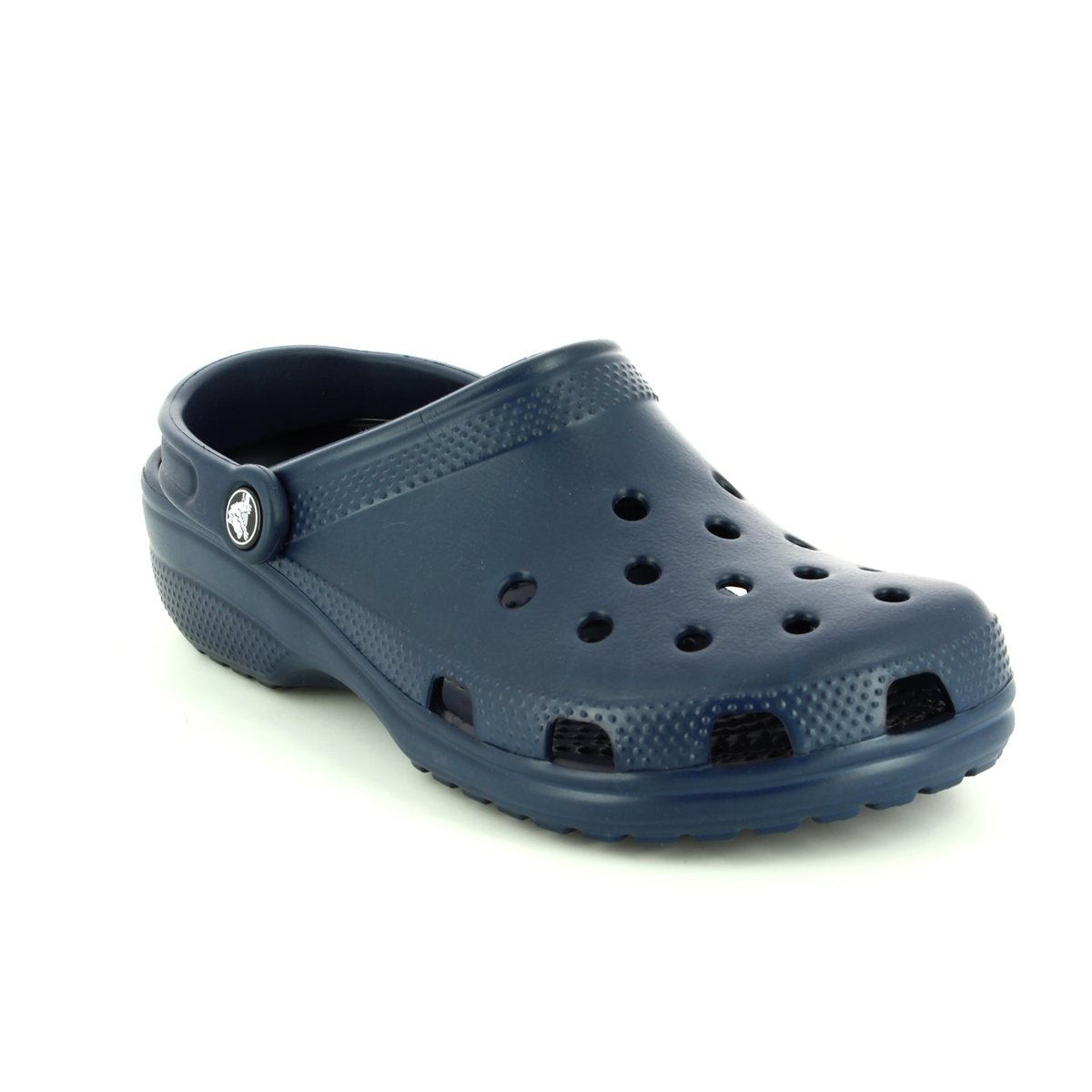 New in Packaging Crocs Classic Navy Roomy Fit 10001-410 Unisex