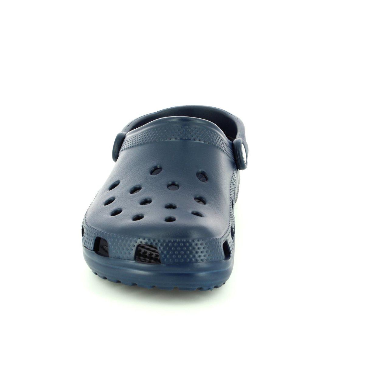 bf7ab516d Crocs Mens   Womens - Navy - 10001 410 CLASSIC
